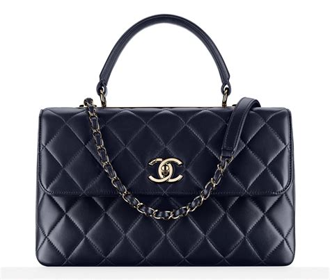 7 Gorgeous Fall Handbags by Check Out 59 Of Chanel S Beautiful Fall 2016 Bags