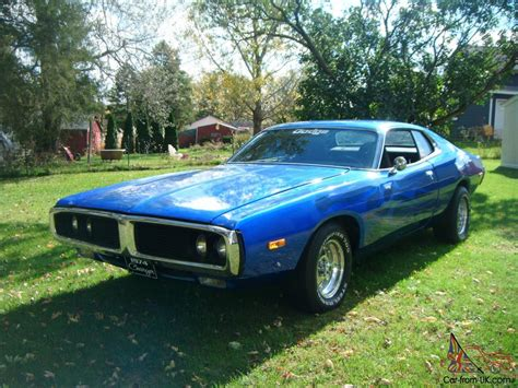 dodge charger 1974 1974 dodge charger hardtop coupe se mopar 383 big block