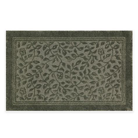 sage green bathroom rugs buy mohawk home wellington 24 inch x 40 inch bath rug in sage green from bed bath beyond