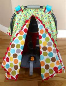 Car Seat Canopy Tutorial by Carseat Canopy Canopies Little Ones And Weather