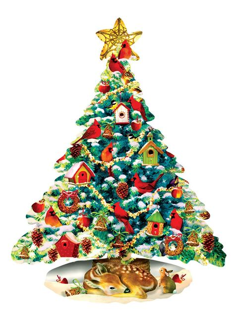christmas shaped jigsaw puzzles awesome selection for 2017