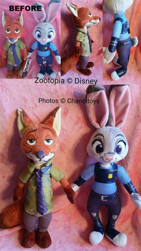 Bantal Shape Judy Hopps Zootopia Original Disney Modified Zootopia Disney Store Plushies By Chanditoys On Deviantart