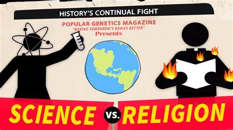science vs religion impiety science vs religion youtube