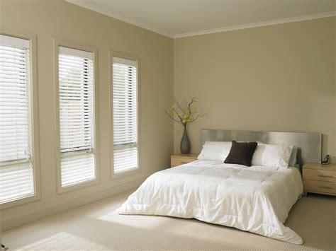 white bedroom blinds venetian blinds central coast
