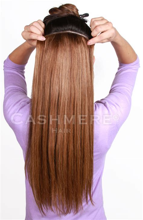 hair extensions hair care ehow hair care for cashmere hair clip in hair extensions best