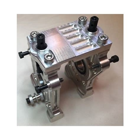 Modified Rc Center Diff Mount Set For Losi 5ive by Modified Rc Centre Diff Mount Set For Losi 5ive T