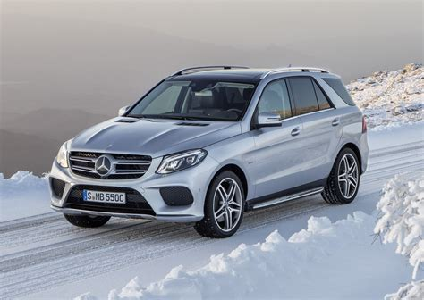Mercedes 4x4 by Mercedes Gle Class 4x4 2015 Photos Parkers