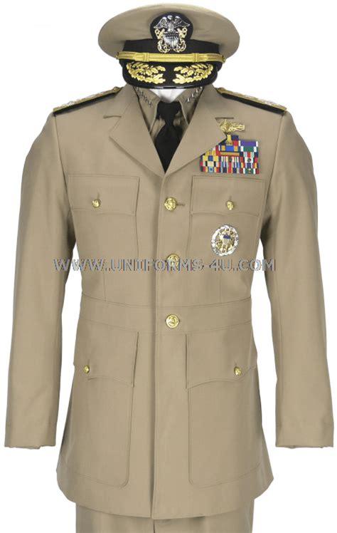 Us Navy Dress Khaki Uniform | us navy service dress khaki sdk officer uniform