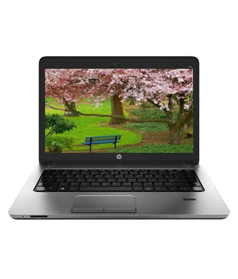 Laptop Intel I5 Ram 4gb hp probook 440g2 j8t88pt laptop 4th intel i5 4gb ram 500gb hdd 35 56cm 14