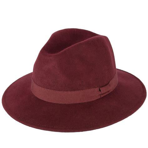 s handmade fedora hat made in italy 100 wool
