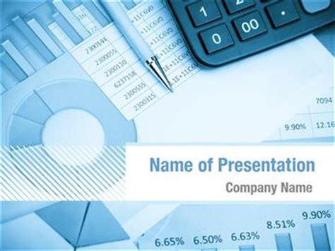 financial accounting powerpoint templates financial
