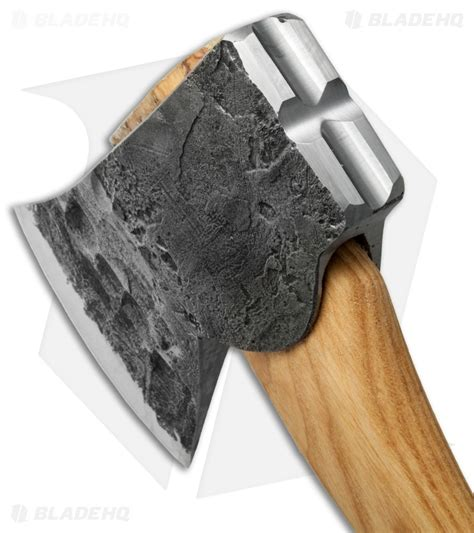 polished axe hoffman blacksmithing 20 quot wasatch axe polished top bottom