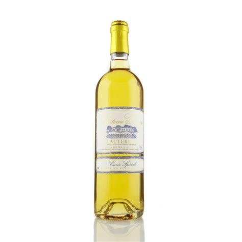Moldy Cheese Or Chateau by Buy 37 5ml Bottles Of 2011 Chateau Briatte