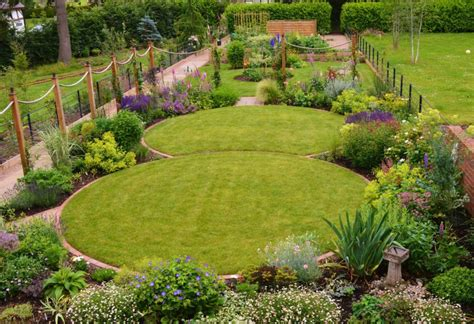 Garden Landscaping Ideas Pictures Large Gardens