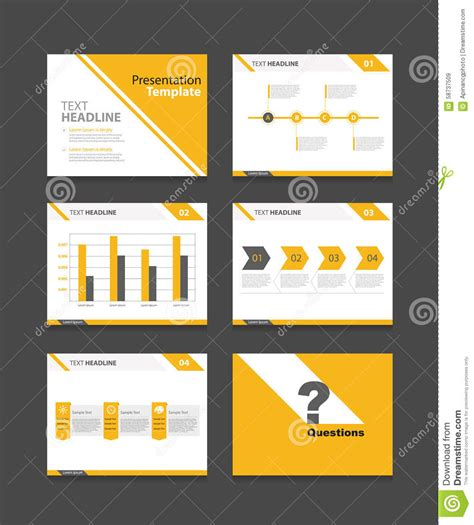 corporate powerpoint template design corporate business presentation template set powerpoint