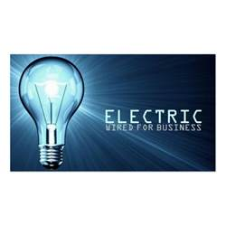 electrical business cards electrician electric construction business card zazzle