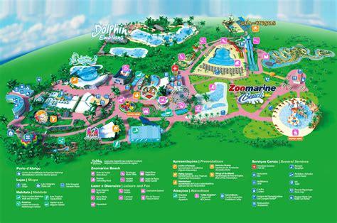 theme park portugal zoomarine theme park