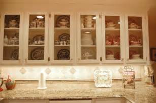glass for kitchen cabinets get inspired kitchen mini makeover ideas how to nest for less