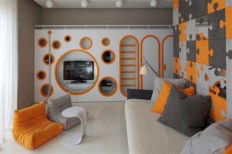 Kreative Wandgestaltung Mit Farbe Beispiele 4072 by Wandgestaltung F 252 Rs Wohnzimmer 36 Kreative Und