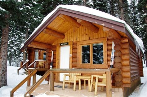 Alberta Cabin Rentals In The Mountains by A Winter Visit To Shadow Lake Lodge In Banff National Park