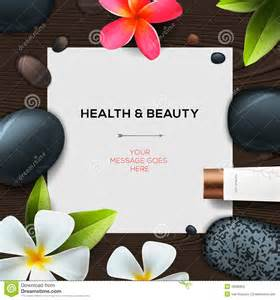 health and beauty template stock photo image 39085605