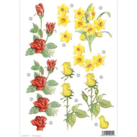fiori per decoupage craft uk 116 carta per decoupage da ritagliare soggetto