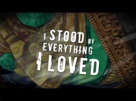 a favor house atlantic lyrics coheed and cambria here to mars official lyric video