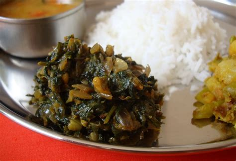 Sailus Kitchen by Palakura Vepudu Spinach Stir Fry 2 Indian Food