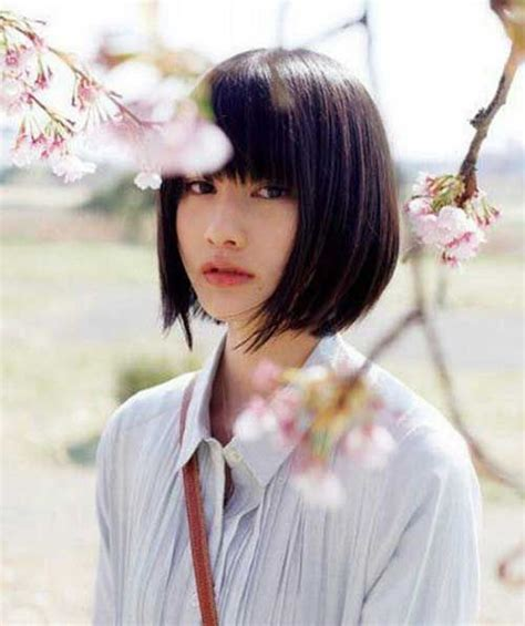 japanese bob hairstyle haircut ideas pinterest bob 10 asian bob haircuts bob hairstyles 2015 short