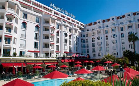 the hotel offers a majestic cannes h 212 tel majestic barri 200 re offers winter relaxation