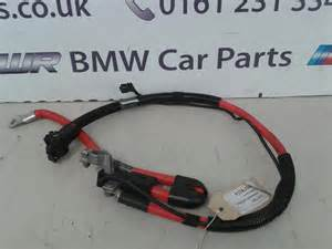 Bmw Genuine Parts Genuine Bmw E65 735i Positive Battery Lead