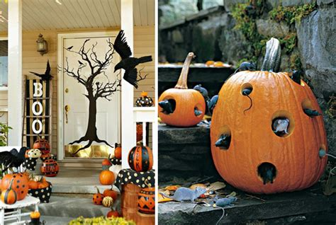 home halloween decor awesome halloween home decoration ideas optimum houses
