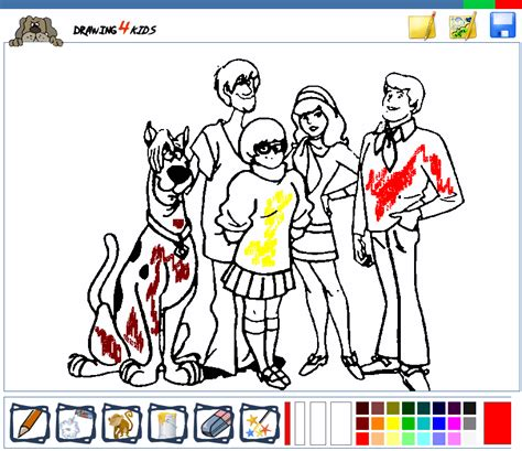 kids online paint and draw activity kids software 17 best free paint software for kids for windows