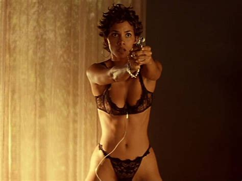 Halle Berry Makes Out With The Ground by Wallpaper Buzz Halle Berry Look