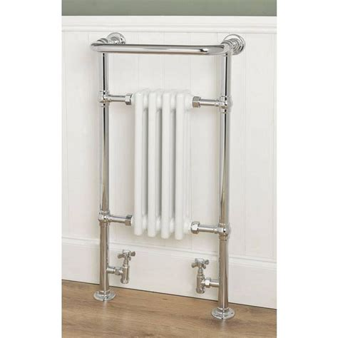 traditional heated towel rails for bathrooms stamford radiator 952 x 479 heated towel rail