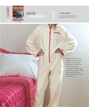sewing pattern onesie pajamas adult onesie free pajama sewing pattern for adults