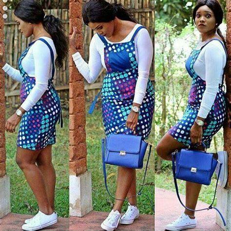 tenues africaines en tissu pagne 201 pingl 233 sur short dresses pinterest model pagne