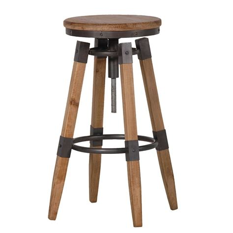 Tabouret De Bar Hauteur by Tabouret De Bar R 233 Glable En Hauteur