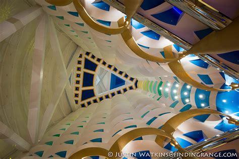 burj al arab inside dubai last vacation stop by justin watkins