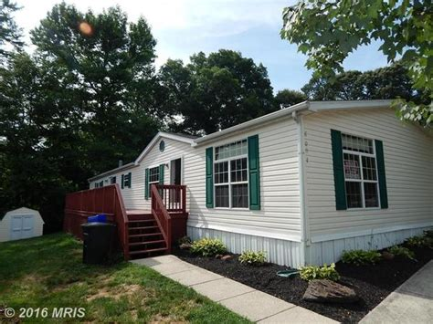 mobile home for sale in severn md rancher wide
