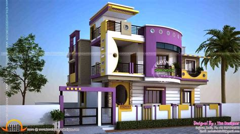 indian house wall designs south indian house compound wall designs youtube