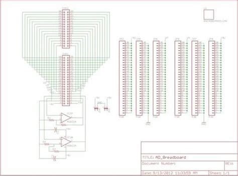 analog layout design wikipedia what is a solder less breadboard analog devices wiki