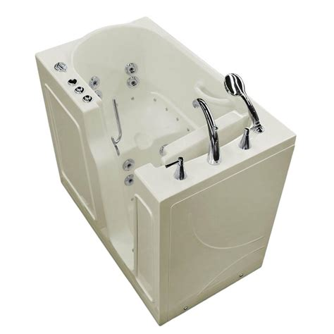 heated whirlpool bathtubs universal tubs nova heated 3 9 ft walk in air and