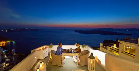 Romantic Dinner Recipes by Santorini Dining Romantic Dinner Caldera Restaurant