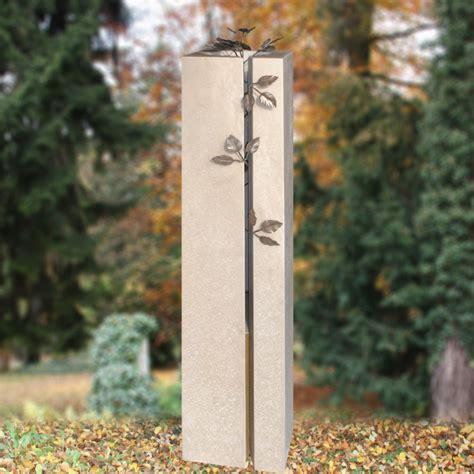 elegante urnengrab stele rosano serafinum de