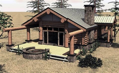one story log cabin home plans home tiny homes tree