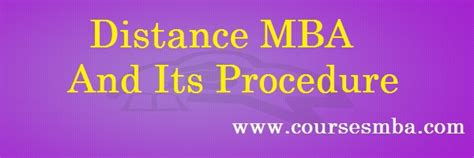 Nmims Distance Mba Fees 2017 by Distance Mba Program 2017 Admissions Eligibility Fee
