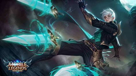 hero gossen gusion wallpapers  mobile legends