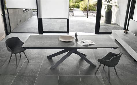 tavoli in ceramica tavolo calligaris eclisse ceramica vetro