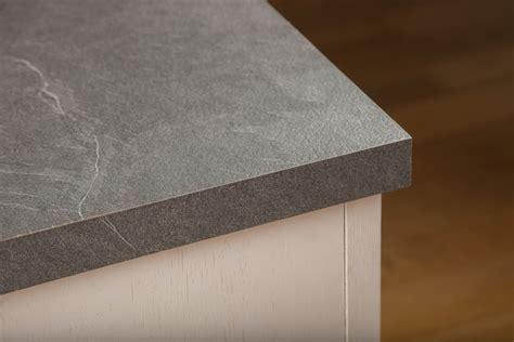 Grey Slate Laminate Worktops (Luna Nero) Gallery   Worktop